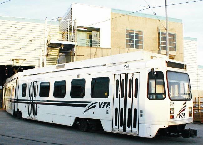 Guadalupe Light Rail System, San Jose, Santa Clara VTA: Provided Design And  Construction
